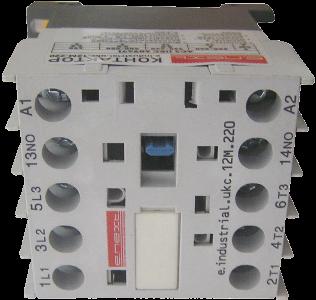 Электрические контакторы