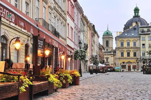 Экзотика Львова