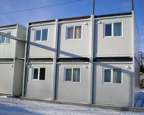 Здания из металлоконструкций
